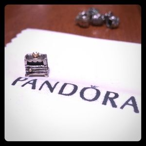 Princess and the Pea Pandora Charm - DISCONTINUED
